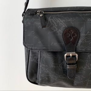 Patricia Nash Bags - Patricia Nash Essone Crossbody Bag Signature Map